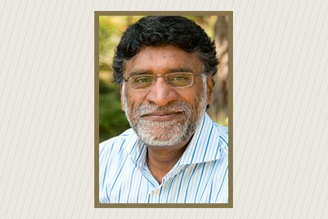 Kannan M. Krishnan headshot