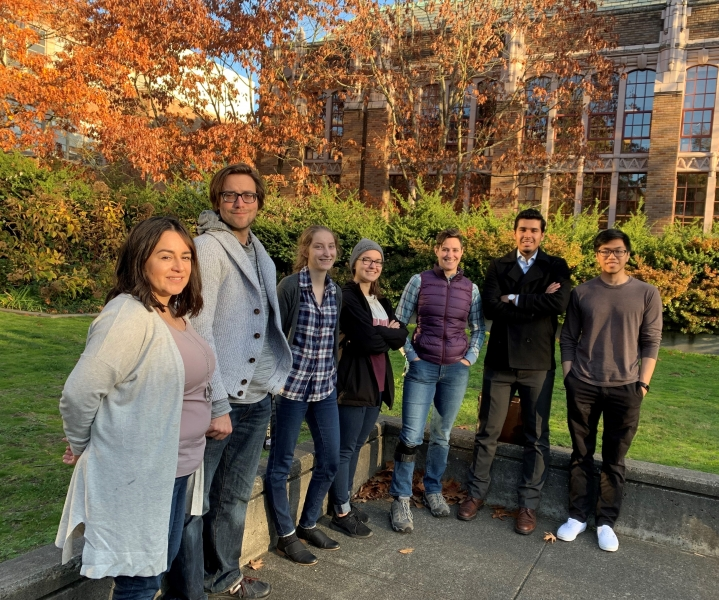 NSF S-STEM Cohort 1 at University of Washington in Seattle